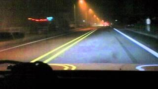 Graham white 373 E-bell ebell on Honda Civic