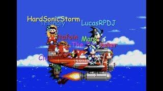 Sonic exe (Sprite Animation)
