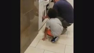 Man uses kid to steal from game machine at New Hampshire mall