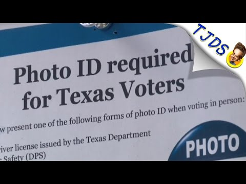 Texas Caught Lying To Citizens About Required Voting ID