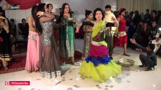 MAYA PUNJABI MUJRA PERFORMANCE @ WEDDING MUJRA PARTY 2017