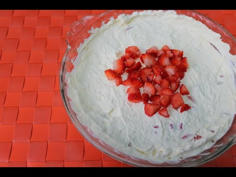Keto Strawberry Cheesecake Mousse   Easy Low Carb Desserts
