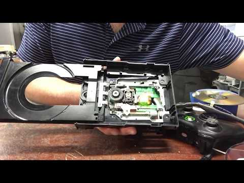 How to Fix a Stuck/Jammed Drive Xbox 360 Slim/Phat 2017