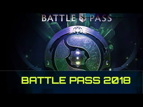 TI8 BATTLEPASS 2018 - New Immortals And More !!