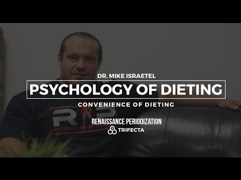 Convenience of Dieting with Dr. Mike Israetel & Greg Connolly
