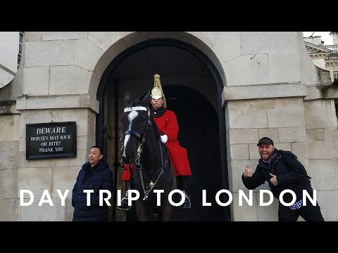 Day Trip to London from Paris