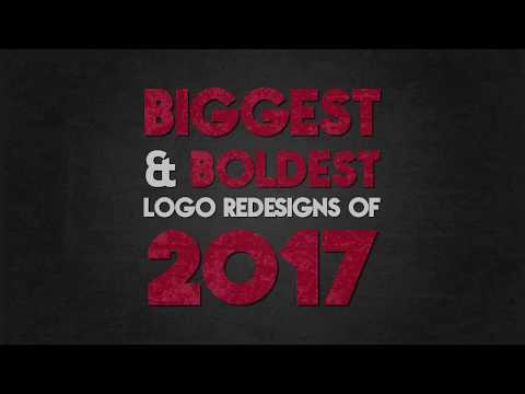 17 Biggest and Boldest Logo Redesigns of 2017