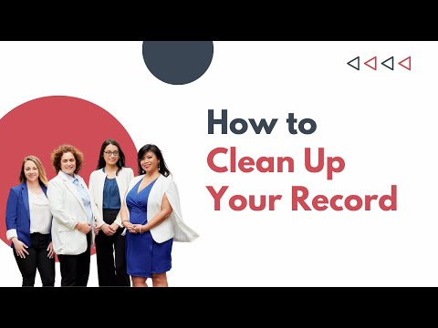How to Clean Up your Record - Expungement: Oakland DUI & Criminal Defense Attorney Givelle Lamano