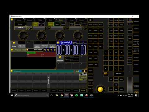 How To Setup a APC 40 With Bome Midi Translator for GRANDMA2 (ENGLISH)
