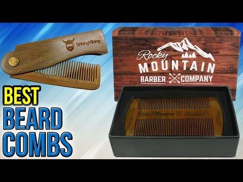 8 Best Beard Combs 2017