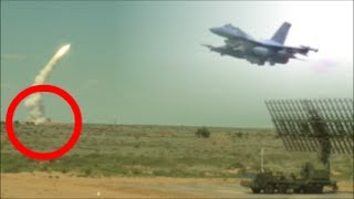 Russian S-300 Air Defense System Against NATO Military Air Targets.