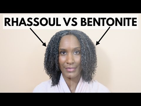 THE DIFFERENCE between RHASSOUL CLAY and BENTONITE