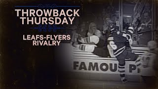 TBT: Domi, Tucker leads charge in Leafs-Flyers heated rivalry