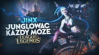 Zwariowany Jungler #jinx | Jkm #49 Jinx