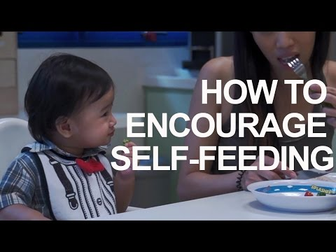 Baby Feeding Tips (Part 2): Expand Your Baby's Eating Skills