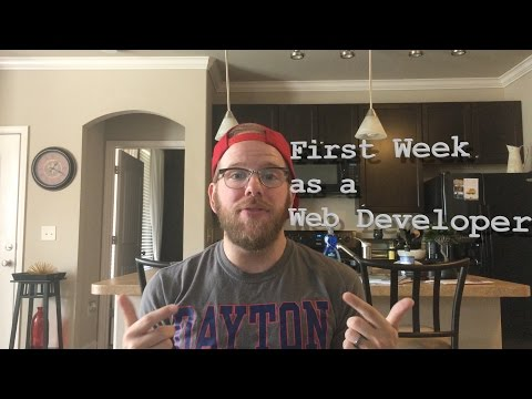 My First Week as a Web Developer | Imposter Syndrome