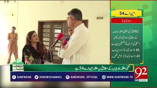 ISB Water Scheme Mega Project will be first priority for PM Imran Khan | Asad Umar | 23 July 2018