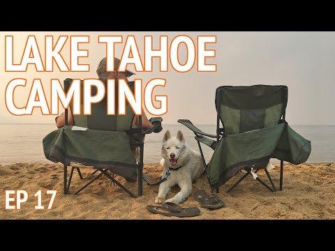 Lake Tahoe Camping - California Travel Deatination | Van Life in California