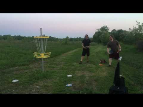 Disc Golf basket does not work