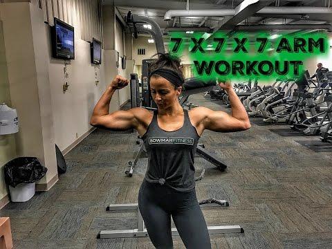 7 x 7 x 7 Arm Workout | Tank Top Arms Week 2
