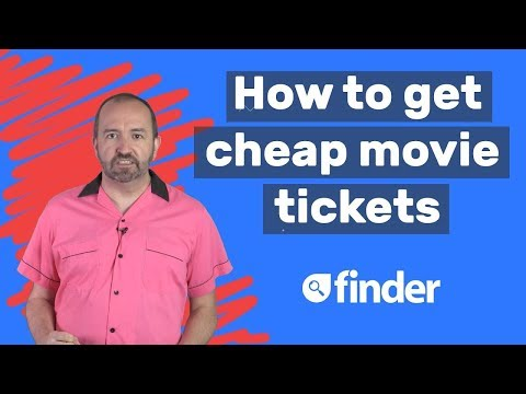 How to get cheap movie tickets