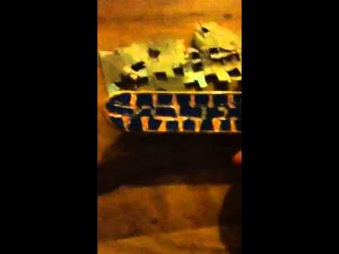 Custom Tech Deck Grip Tape