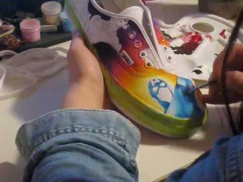 aa07d9c79a51 Iron Man - Custom Shoe Art by Dev Moktan - Vans Shoes Iron Man