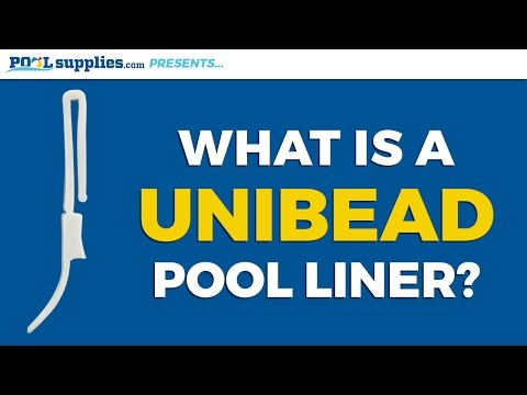 What is a Unibead Pool Liner?