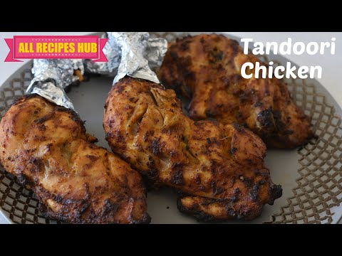 Easy Tandoori Chicken   how to make tandoori chicken   Chicken Tandoori Restaurant Style