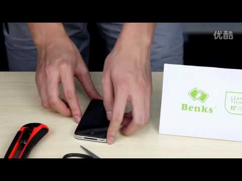 Benks Magic AKR explosion-proof nano glass protection film Test 防爆玻璃膜暴力测试