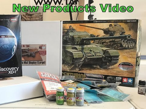 New Kits and building supplies