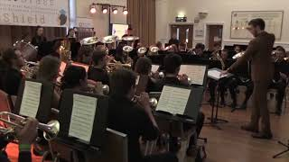 Sunrise at Skanderborg So - Southampton University Brass Band at UniBrass 2019