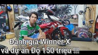 Winner X   150 Triệu   Kỹ Sư Hẻm = ??? Quái Vật Ba đầu !!!