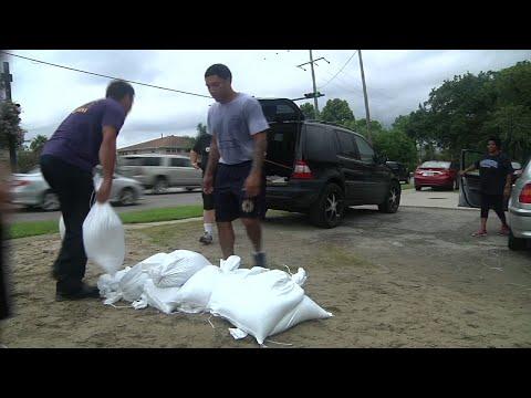 New Orleans Emotions Run High as Houston Floods