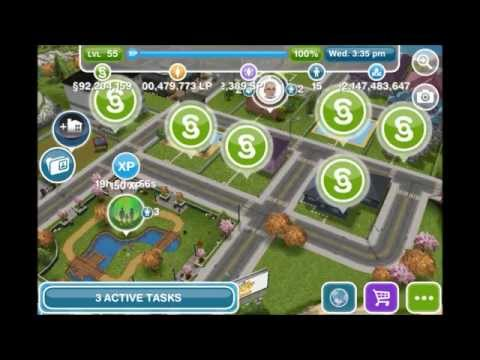 How to get Unlimited Everything on Sims FreePlay