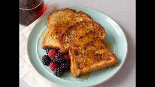 Alton Brown's French Toast How-To | Food Network