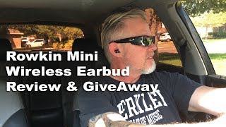 Rowkin Mini Wireless Review And Giveaway