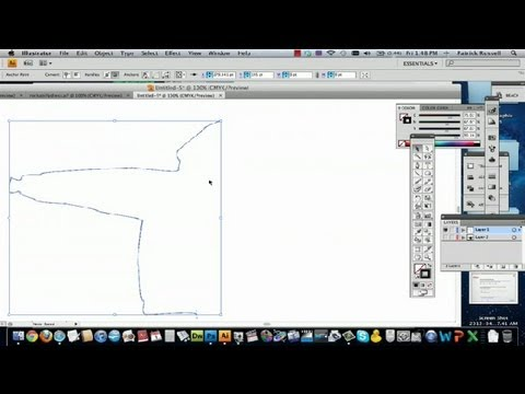 How to Make a Hoodie in Illustrator : Adobe Illustrator Tutorials
