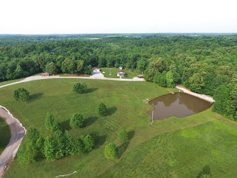 Scenic Hunting Land In The Pennyrile Region Of KY With A Fully Remolded Home