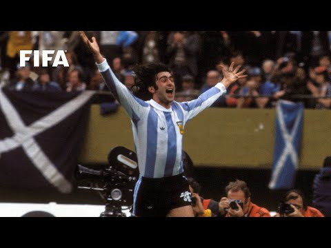 One to Eleven - The FIFA World Cup Film - Mario Kempes (EXCLUSIVE)