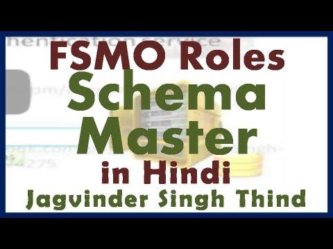 Schema Master  - FSMO Roles Part 2