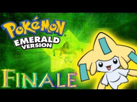 Let's Play Pokémon Emerald: FINALE: Jirachi!