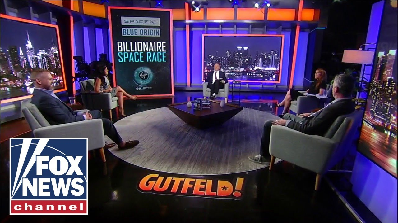 Some on 'Gutfeld!' panel not impressed by Bezos' flight to space