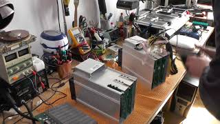 How to clean and seal an Antminer S7 - PakVim net HD Vdieos