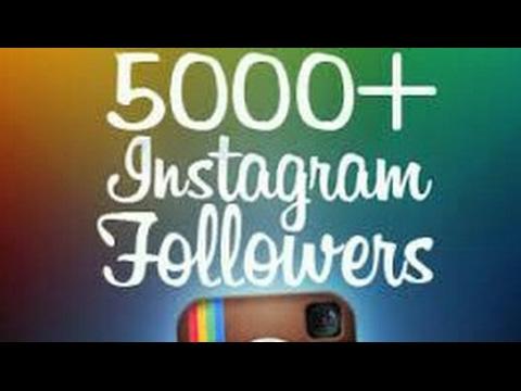 Increase Insta followers in 2 Minute 2017!!!