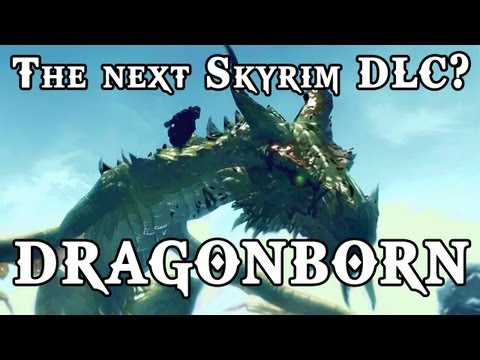 New Skyrim DLC - Dragonborn - Datamined from the 1.8 Beta Update for Skyrim - Dragonborn DLC