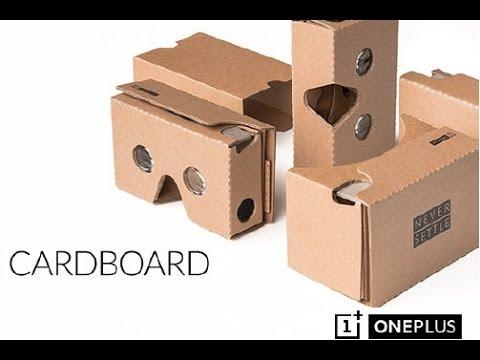 Grab OnePlus Cardboard from Amazon India