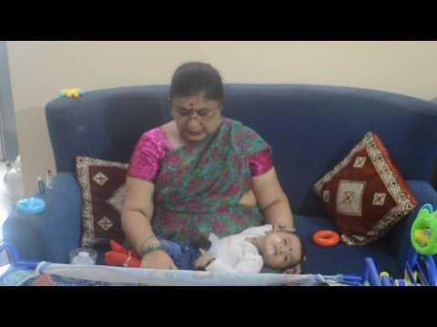 how to make crying baby sleep