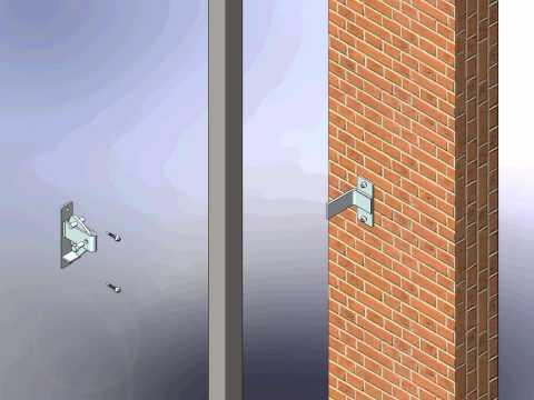 Tek Gate & Fence Gate latch 90 degree animation