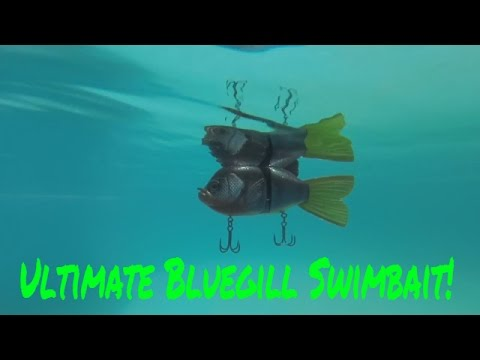 Ultimate Bluegill Bass Lure!